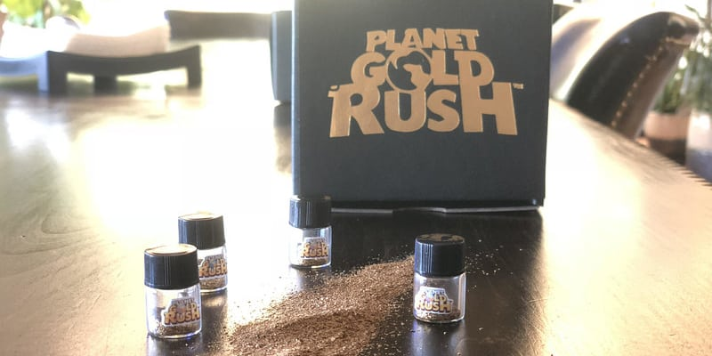 Press: Win Real Gold With New Mobile Game Planet Gold Rush
